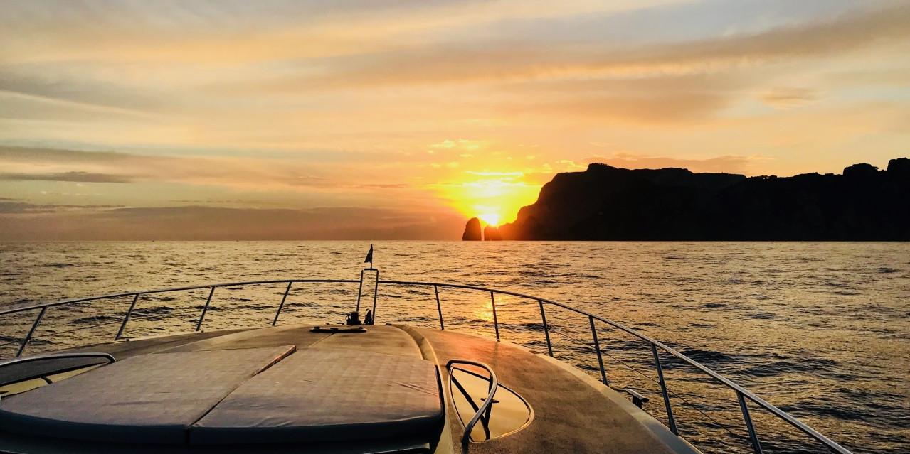Capri_sunset