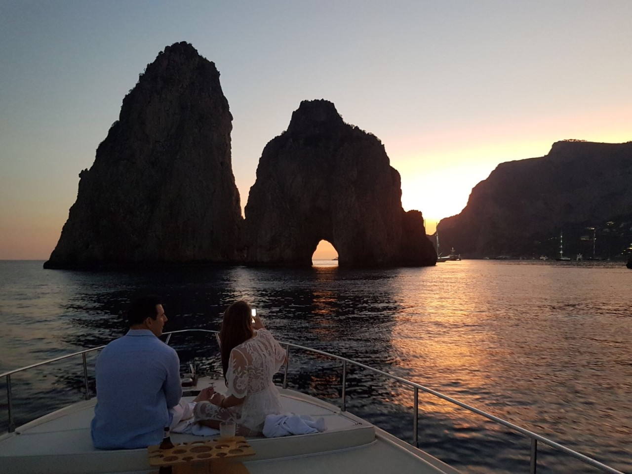 Capri & Amalfi Coast Tour