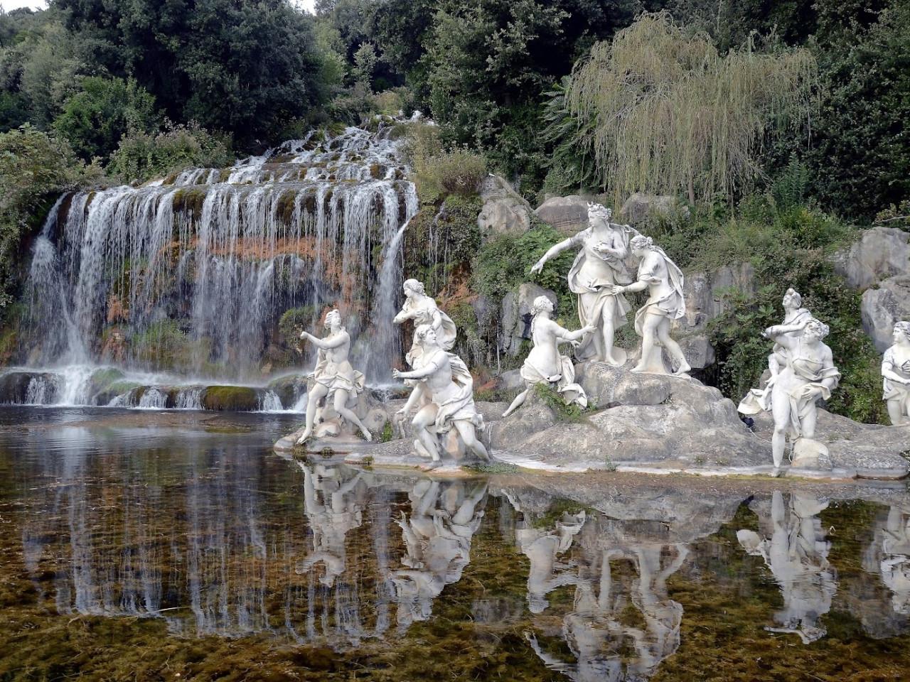 Caserta Royal Palace Tour