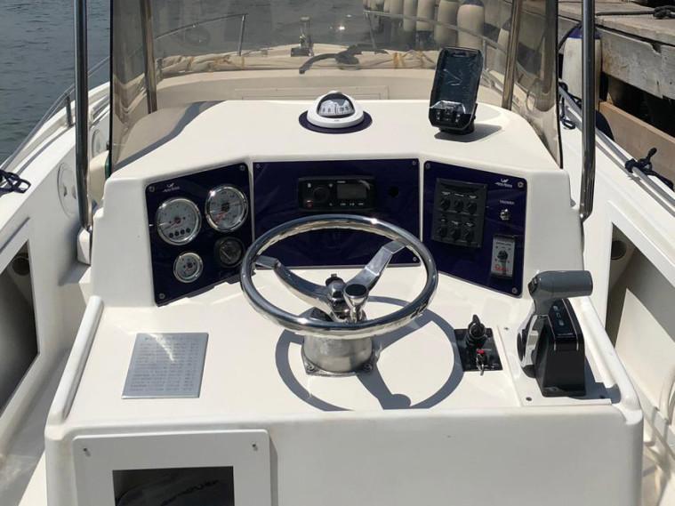 Yacht Tender Service