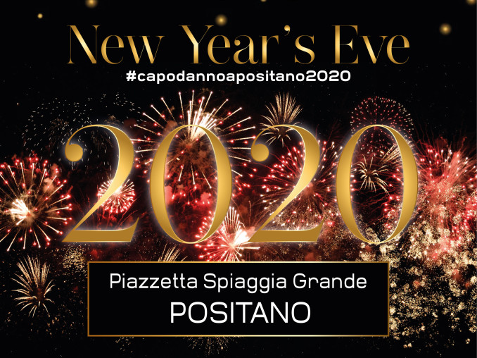New Year's Eve in Positano for 2020