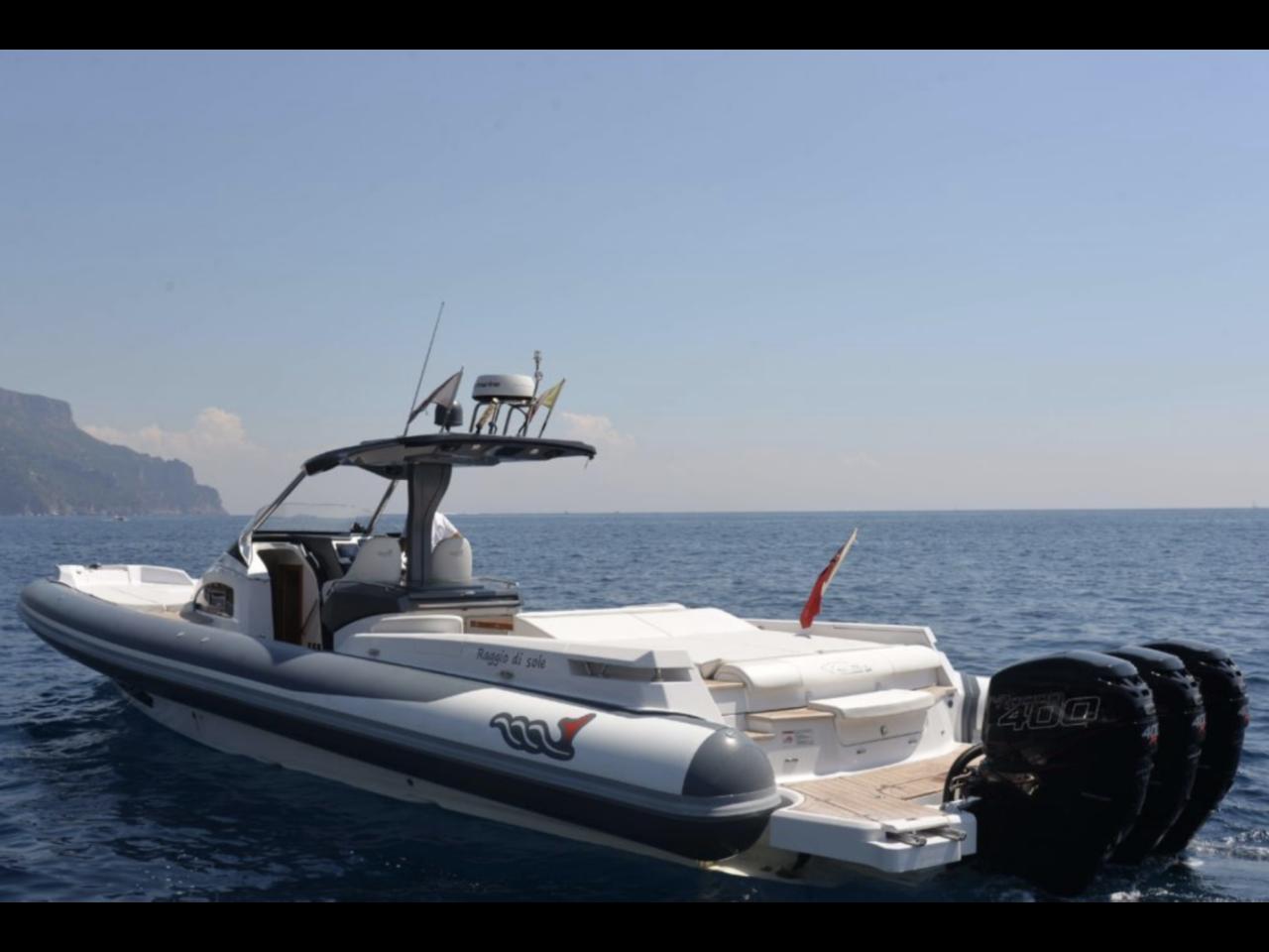 MV Marine Mito 45